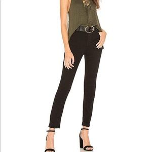 Free People Women's Stretch High Rise Jeggings